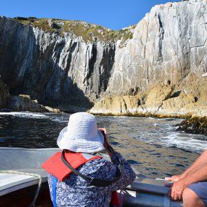 Exploring the Breaksea Islands