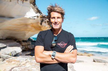 Bondi Rescue Lifeguard Harries Carroll Provides Tips for Avoiding Shark Attacks