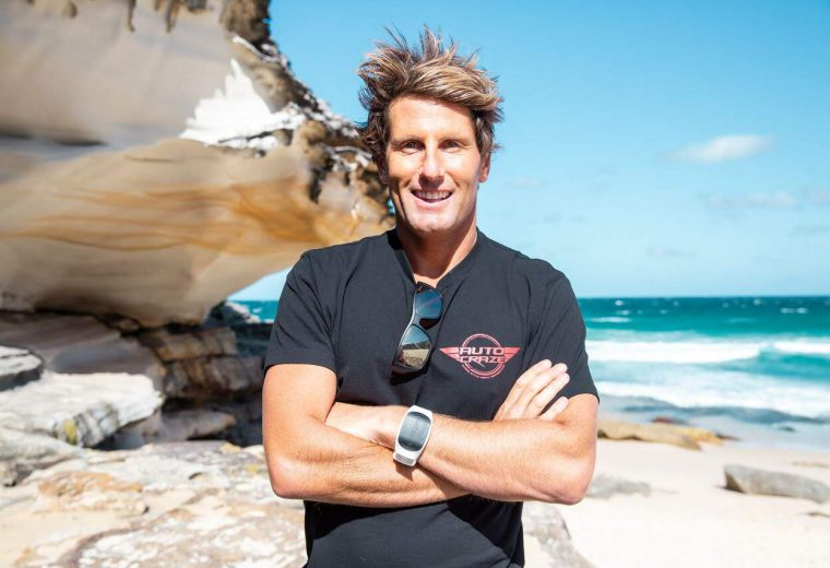 Bondi Rescue Lifeguard Harries Carroll Provides Tips for Avoiding Shark Attacks