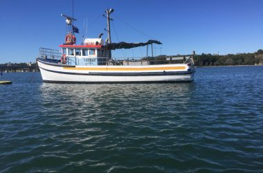45′ Charter Fishing Vessel