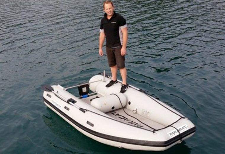 Takacat-Ultimate inflatable dinghy