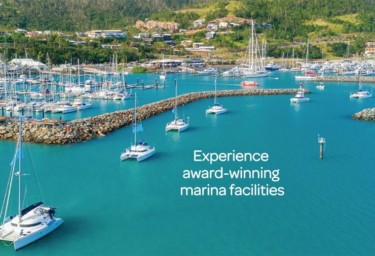 Abell Point Marina Wins Double Gold at Marina of the Year Awards