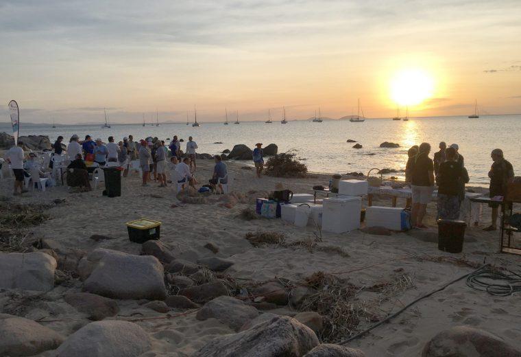 SeaLink Magnetic Island Race Week après Cape Upstart