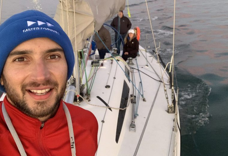 Ocean Racing Club of Victoria gets serious about saving our oceans