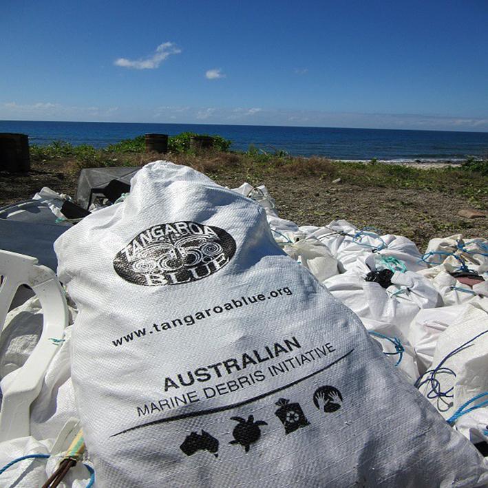 Australian Marine Debris Initiative Tangaroa Blue