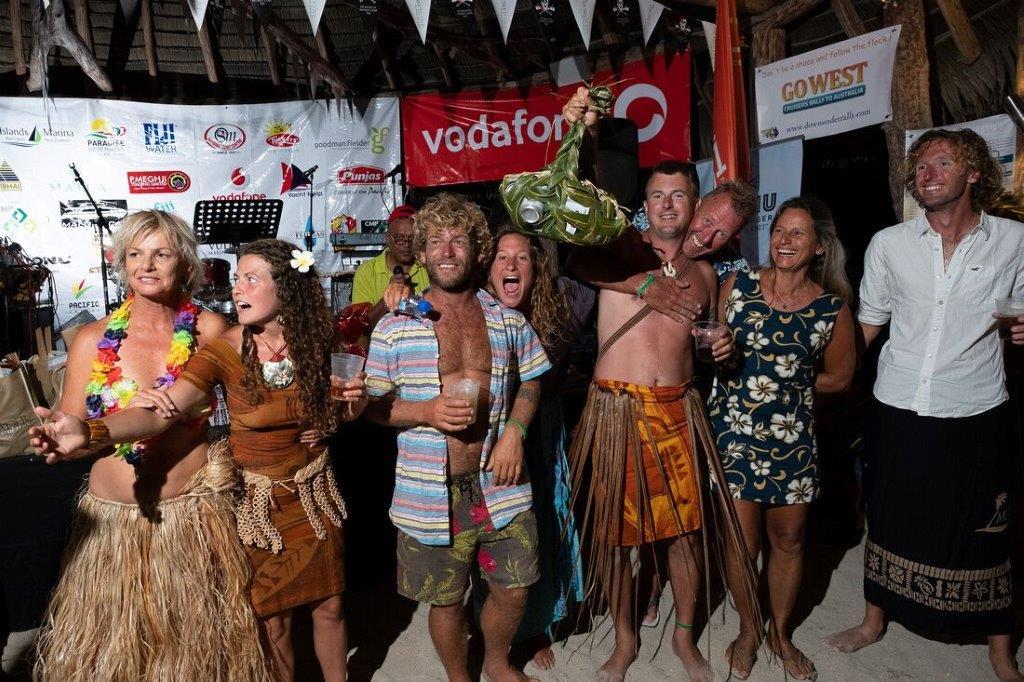Fiji Regatta Week Pirates
