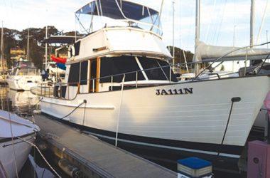 Island Gypsy 36 Boat Share $30K