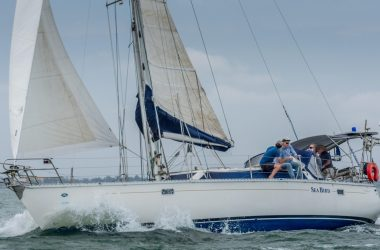 Ultimate Blue Water Cruising Yacht