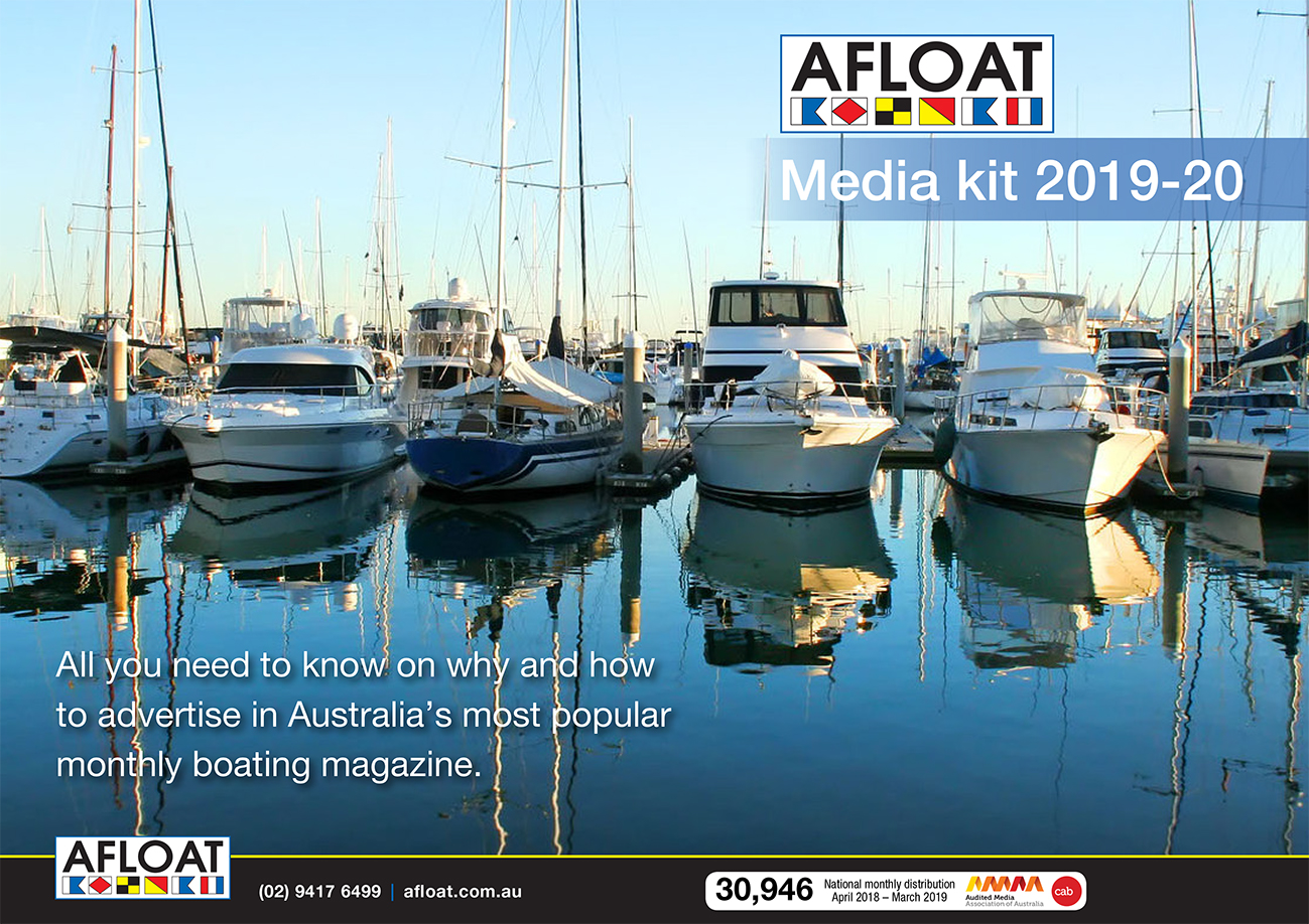 Afloat Media Kit 2019 cover