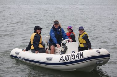 Discover Sailing with Concord Ryde Sailing Club
