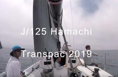 J/125 Hamachi: Transpac 2019 Overall Winners