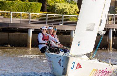 Mooloolaba Yacht Club Wins Sailing Australia SheSails Award for QLD