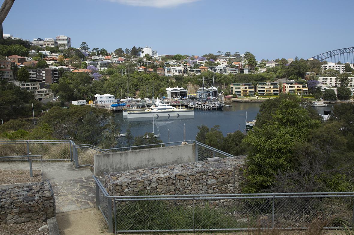 Noakes Berrys Bay Drydock