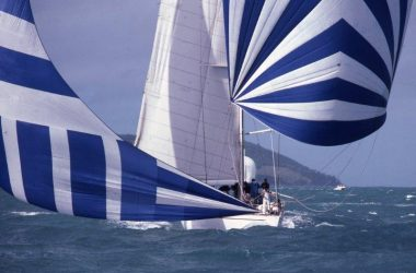 40th birthday for a legendary yacht at Hamilton Island Race Week 2019