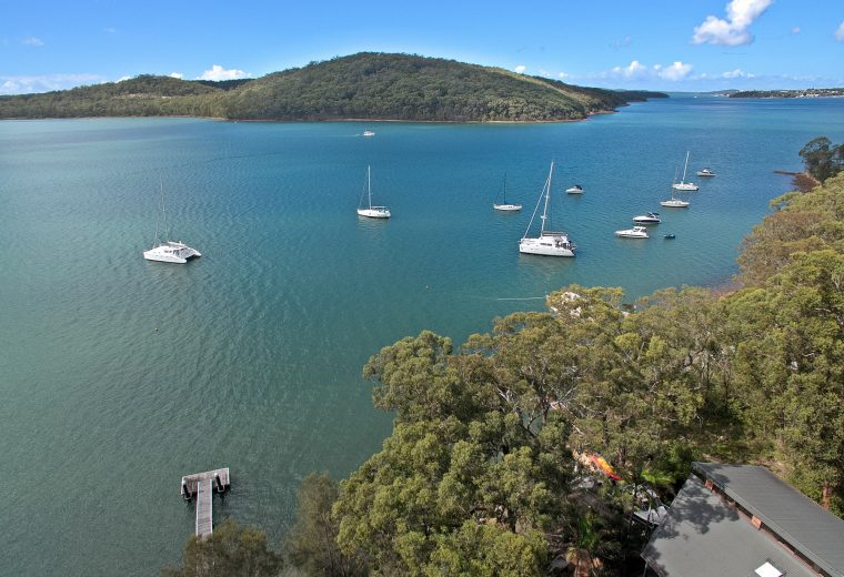 Port Stephens Waterfront Home