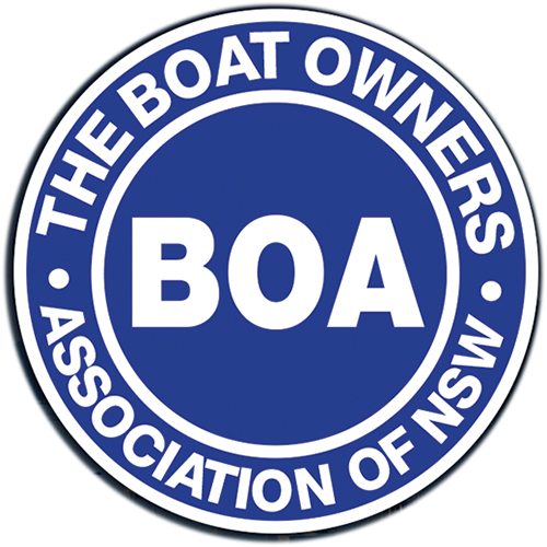 The Boat Owners Association of NSW logo