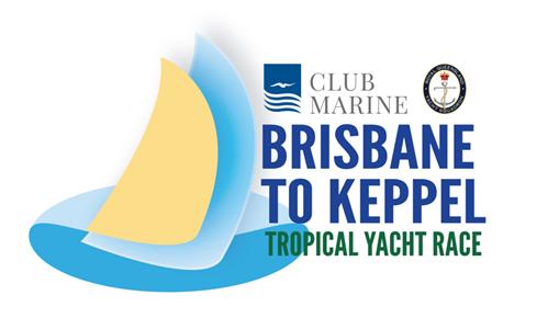 Brisbane to Keppel Yacht Race logo
