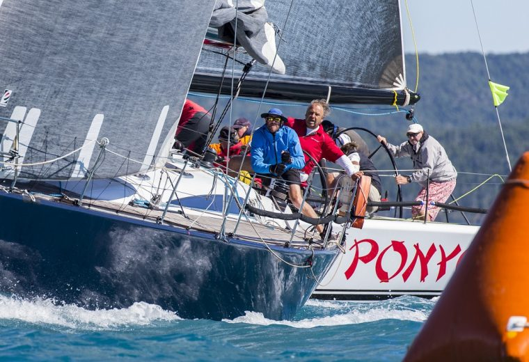 Glamour and glitz at Airlie Beach Race Week