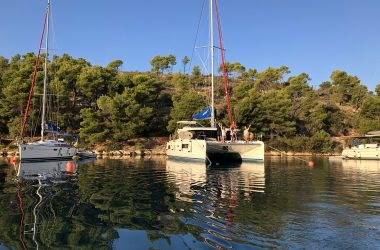Chartering a Catamaran in Croatia