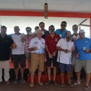 2019 Darwin to Ambon Race Skippers
