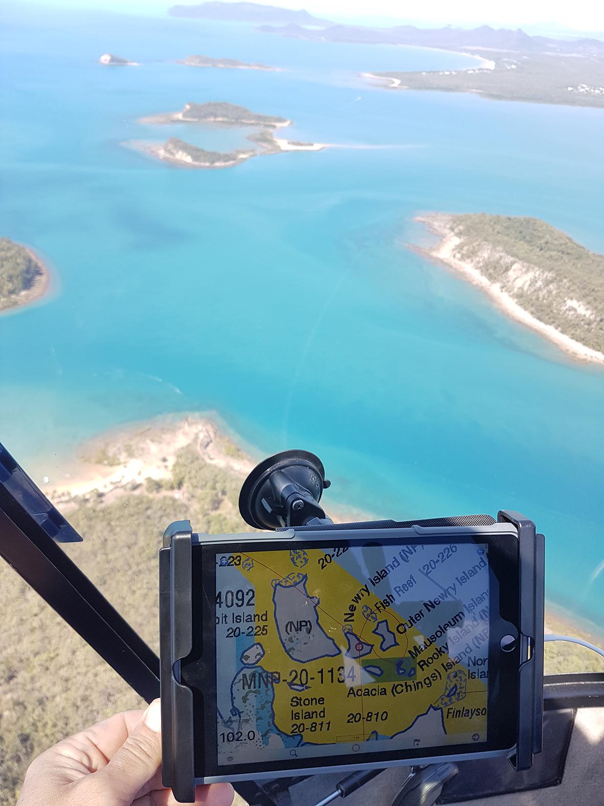 Great Barrier Reef aerial patrols