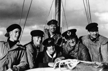 Death of Geoff Ruggles – one of two surviving men from first Sydney Hobart Yacht Race