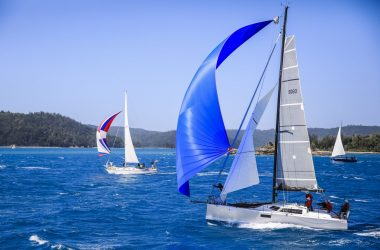 Big Tuesday delivers bang to Hamilton Island Race Week crews