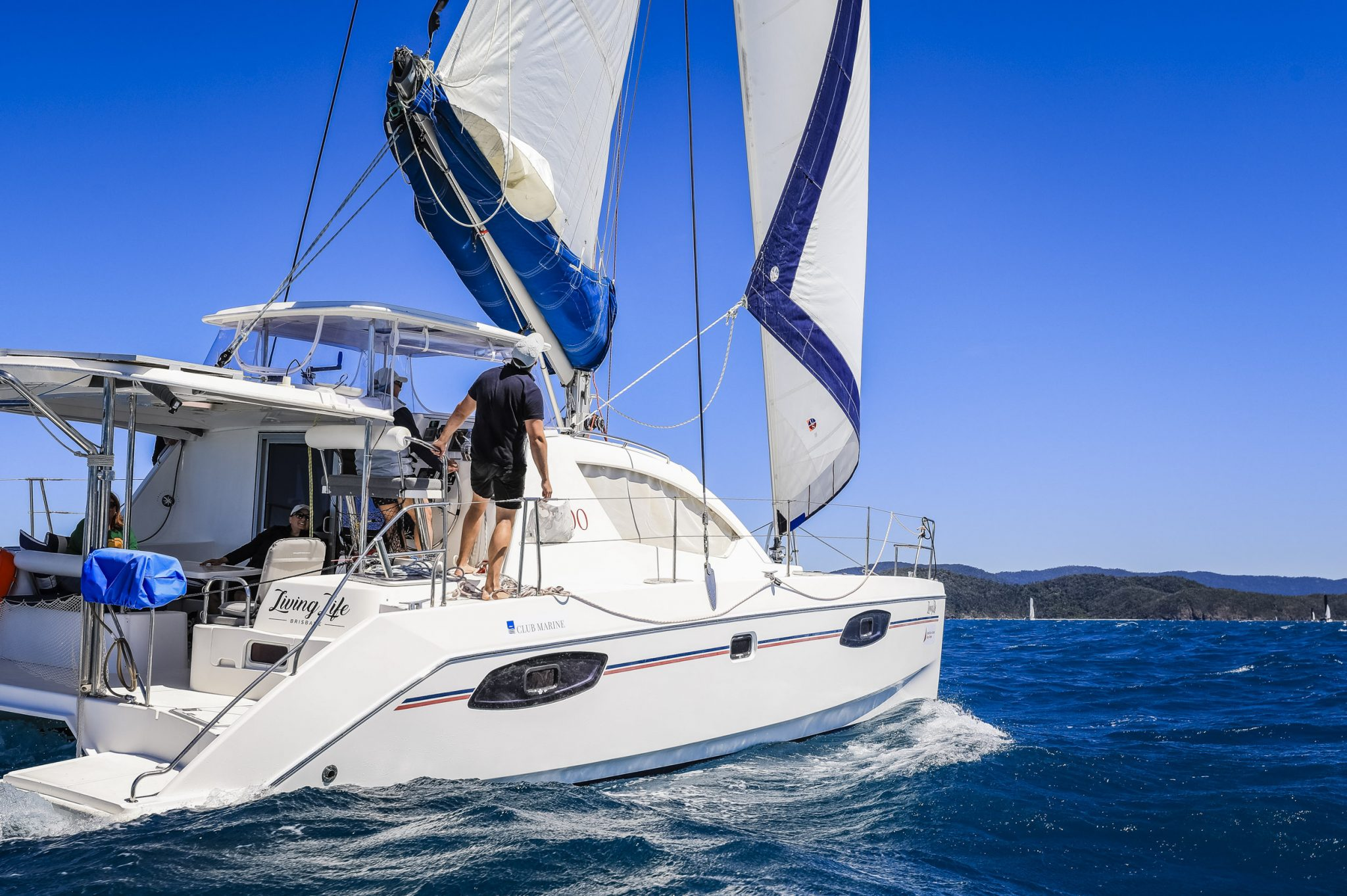 Living Life in the Whitsundays at Hamilton Island Race Week