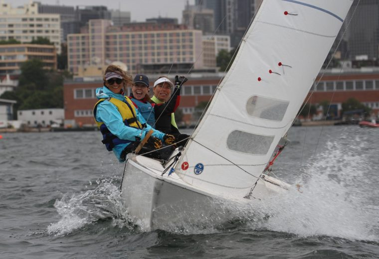 RSYS Ladies of the Sea Coaching Regatta
