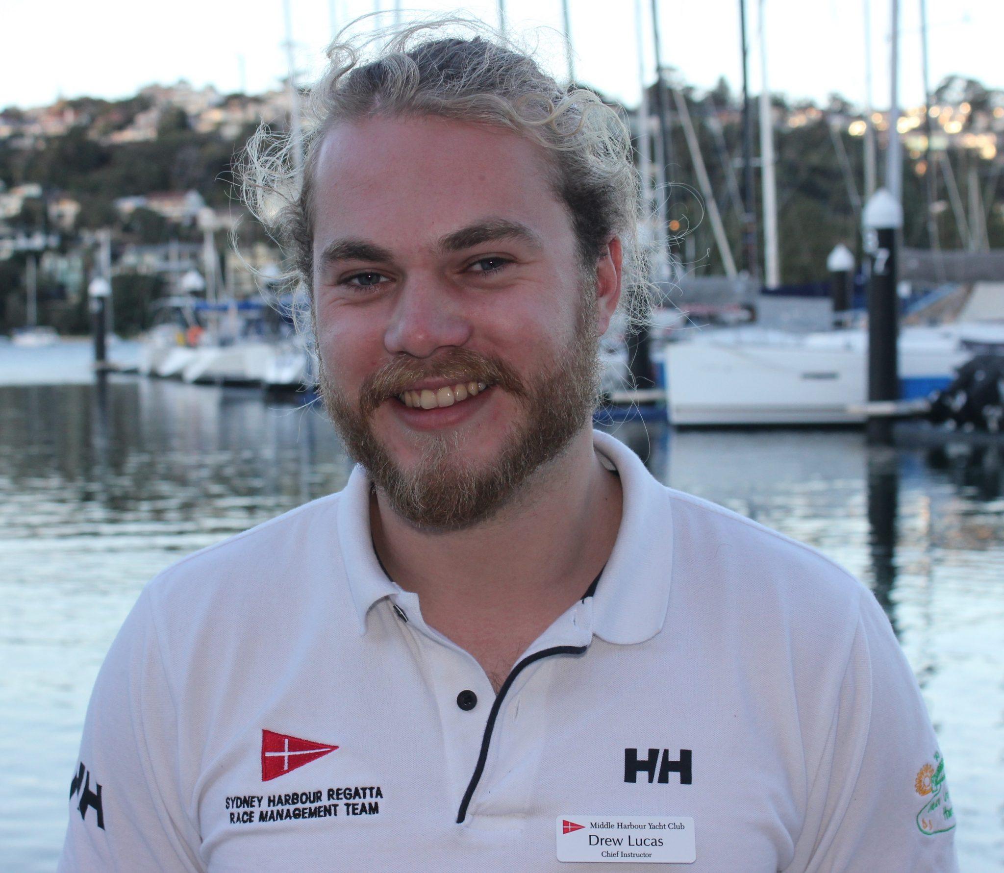 MHYC Discover Sailing Team Drew Lucas