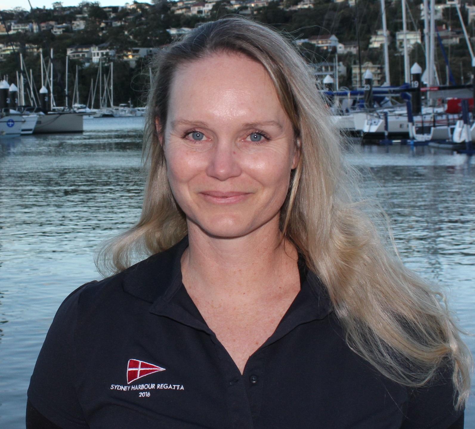 MHYC Discover Sailing Team Elizabeth Turner