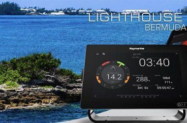 Raymarine LightHouse Bermuda: Superior for Sailors