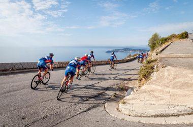 Rivergate represents Australia in the 2019 London to Monaco Ride