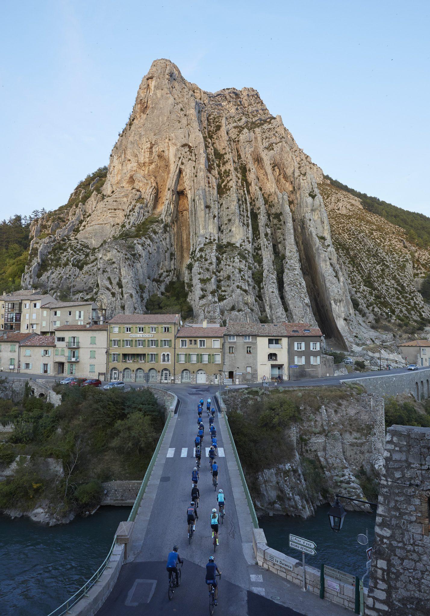London to Monaco Ride
