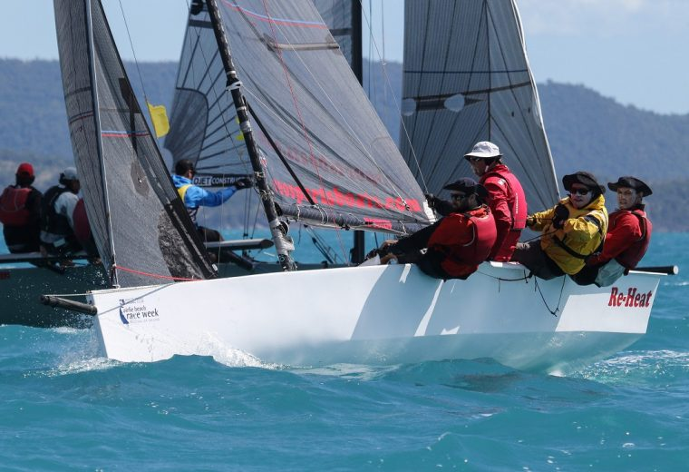 Winners named at another successful Airlie Beach Race Week