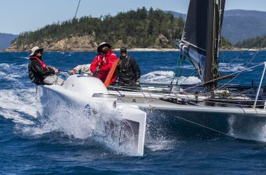 Ullman Sails and Evil Gnome win Australian Multihull title at Airlie Beach Race Week