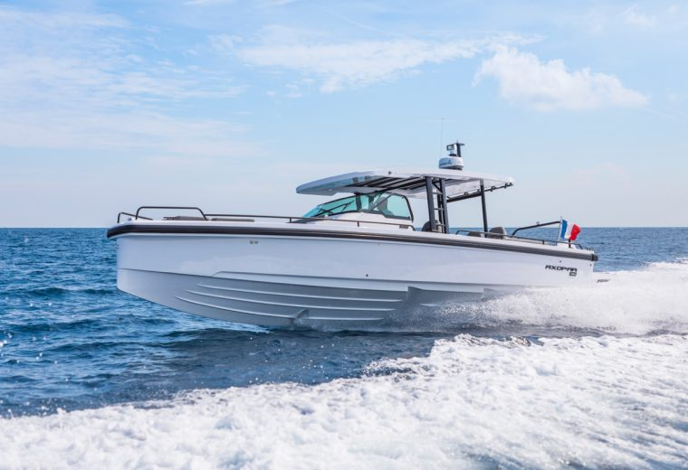 See every Axopar model in the flesh at Perth Boat Show 2019
