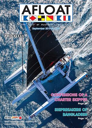 AFLOAT Cover September 2019