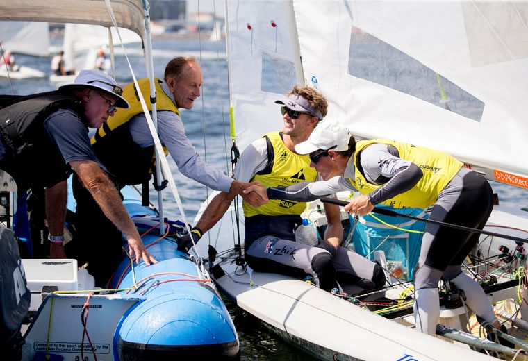 Winning Spirit – Gold and double Silver at Hempel World Cup Series in Enoshima