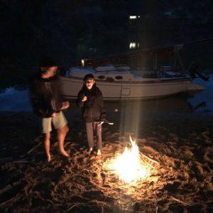 Cygnet Raid Campfire