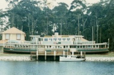 Rebirth of the Crest at Jervis Bay Maritime Museum