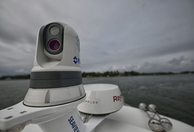 FLIR Introduces M300 Series Marine Cameras