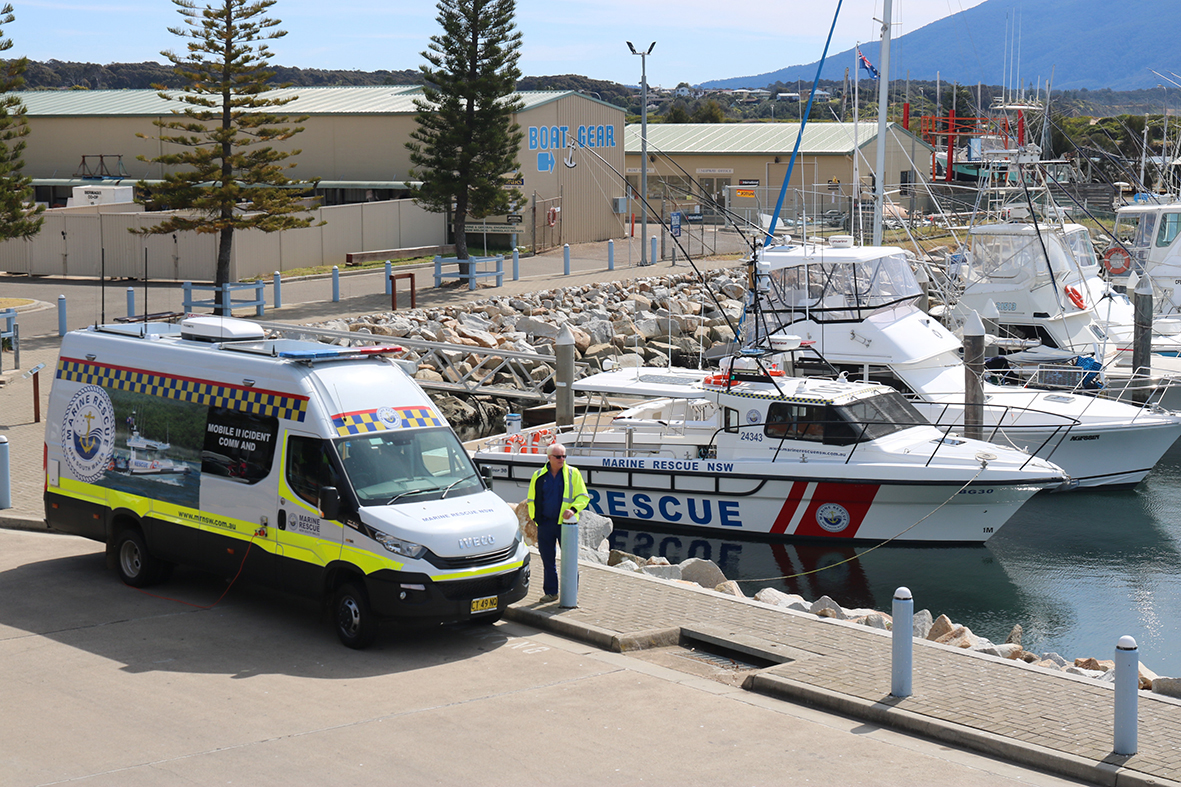 Marine Rescue Bermagui