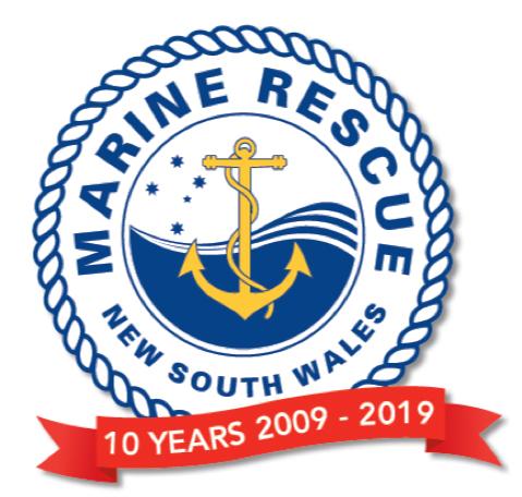 Marine Rescue NSW logo