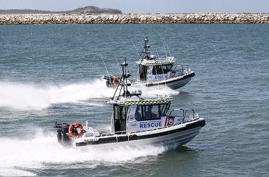 International award for life-saving Marine Rescue NSW volunteers