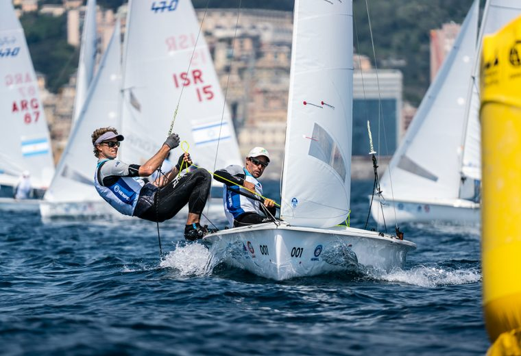 Australia announces Laser and Men's 470 selections for Tokyo 2020 Olympics