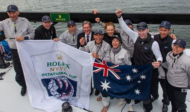 RSYS won the Rolex New York Yacht Club Invitational Cup