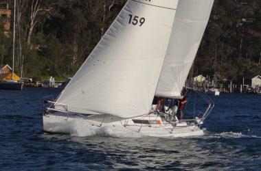 1/3 Share Beneteau First 10 on Pittwater