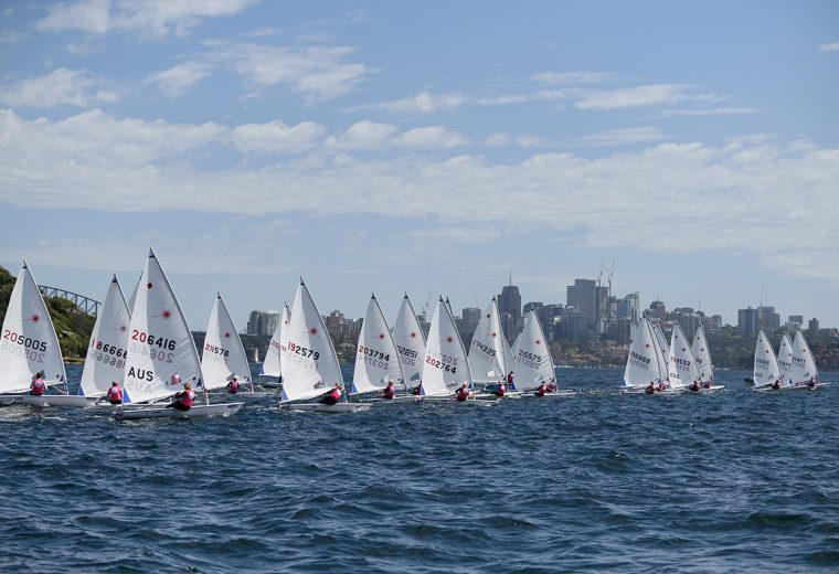 Second Women's Laser Regatta an unmitigated success