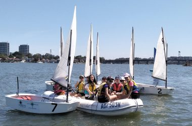 Discover Sailing at Concord Ryde Sailing Club